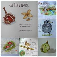 Sketching Through Nature Autumn in Watercolour