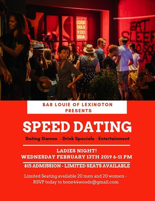 Speed dating in Lexington ky