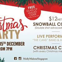 Mollys Christmas Party 2017