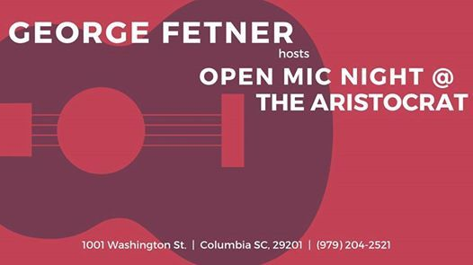Open Mic Night feat. George Fetner