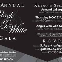 10th Annual Black &amp White Charity Gala
