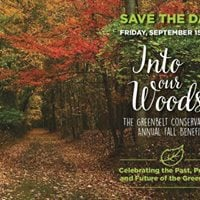 Annual Fall Benefit Into Our Woods