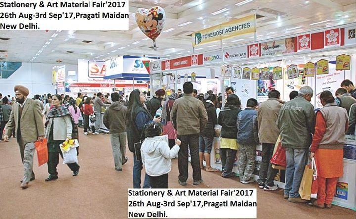 Stationery & Art Material Fair2017