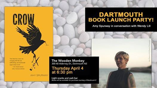 Crow Dartmouth Book Launch Party