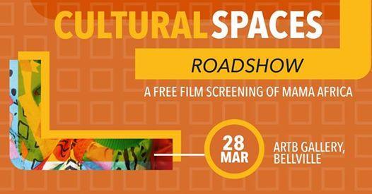 Cultural Spaces Roadshow