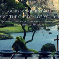 Look at the garden of your heart