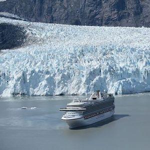 Alaska 7 Night Voyage of the Glaciers SB Island Princess