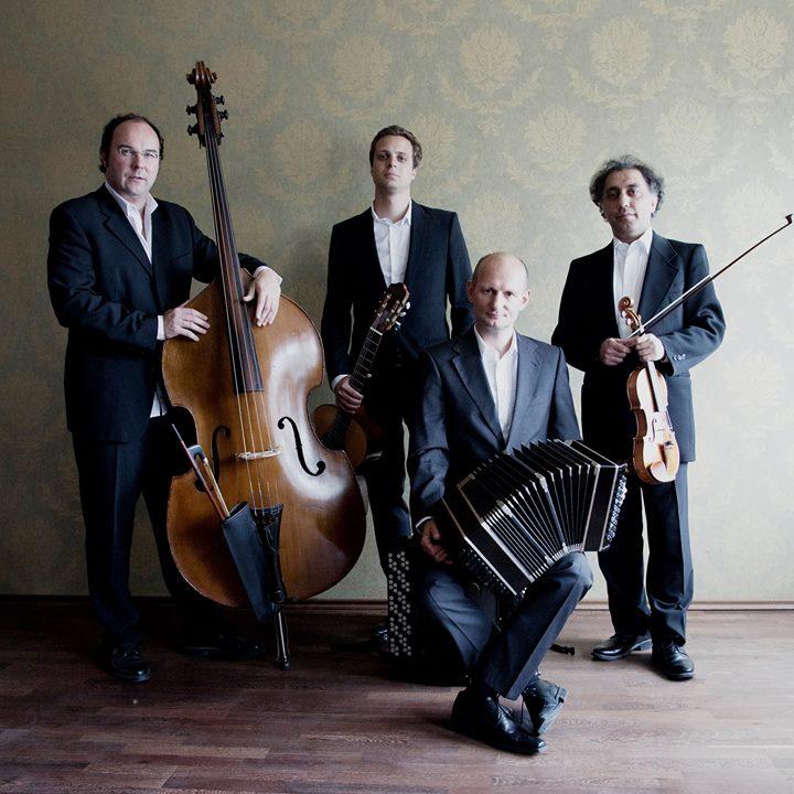 Jourist Quartett - Hommage  Astor Piazzolla