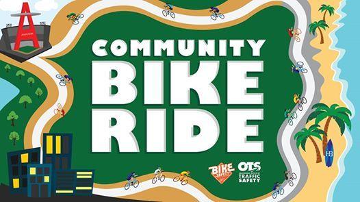 Community Bike Ride - In Memory of Captain Kreza