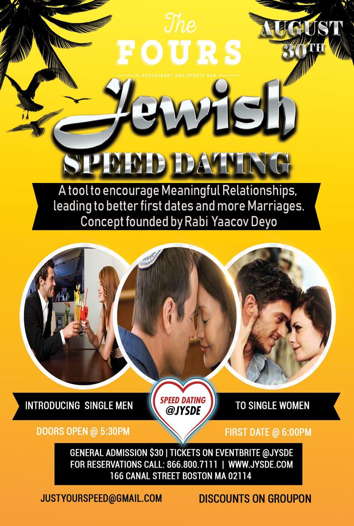 Speed-Dating in Massachusetts