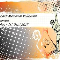 Sahil Zaidi Memorial VolleyBall Tournament