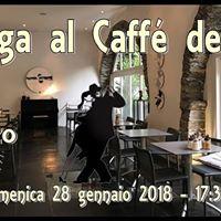 Milonga al Caff dellArte Locarno