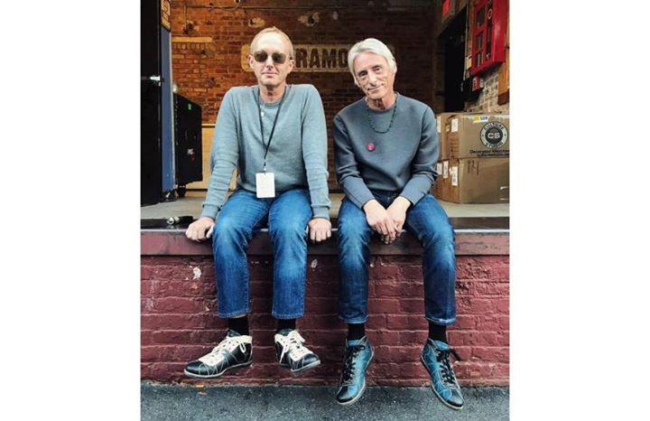 Official Weller after party with Steve Cradock