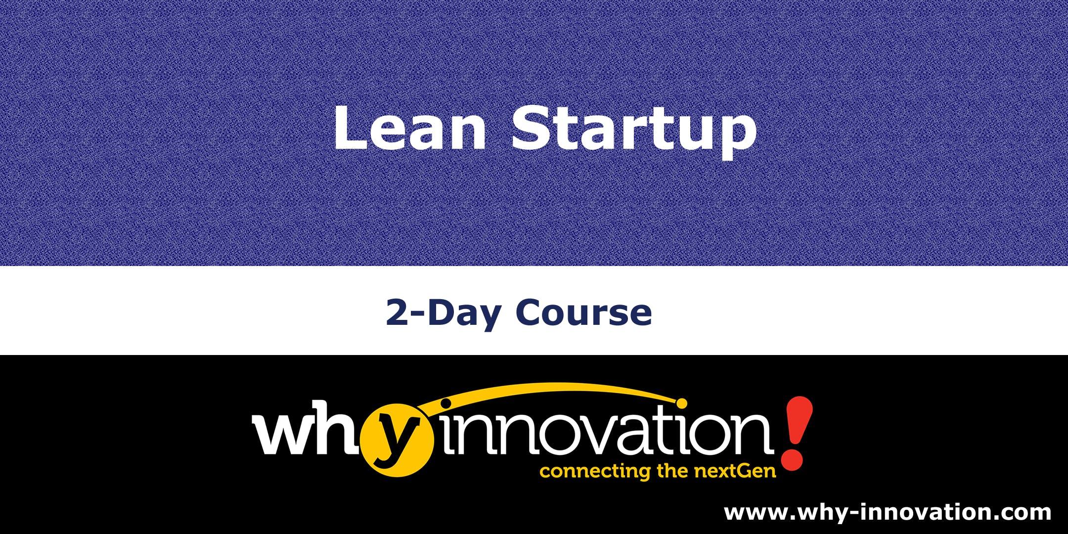 Lean Startup (SG)