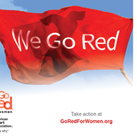 National Wear Red Day--Northern Nevada