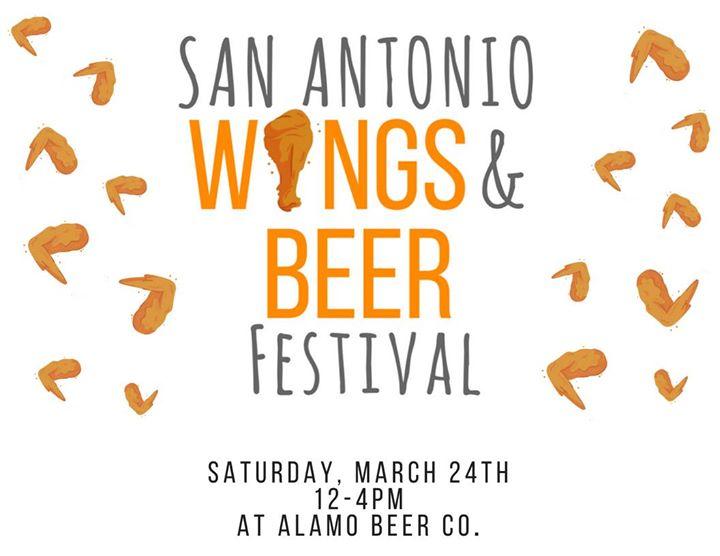 Wings & Beer Festival SATX