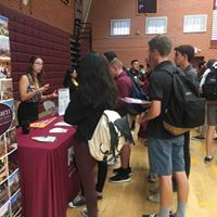 Salpointe College Fair