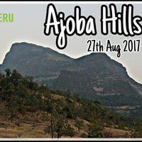 SUMERU TREKKERS trek to AJOBA Hills on 27th Aug 2017