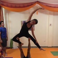 Jam acro yoga en city bell