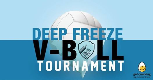 Deep Freeze Volleyball Tournament