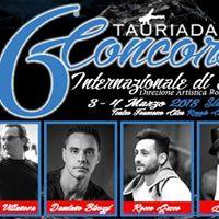 6 Concorso Internazionale di danza TauriaDance