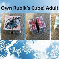 Free Canvas Cubed Adult Workshop
