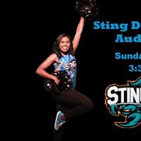 Auditions Springfield Sting Dance Team