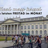 Critical Mass Kassel  30.06.2017  d14 by bike