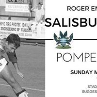 Roger Emms Charity Match