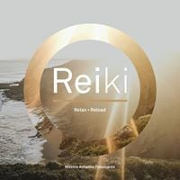 Cercle Reiki avec la pleine lune