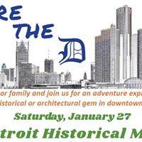 Explore the D - The Detroit Historical Museum