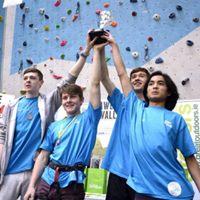 Irish Schools Climbing Competition 2018