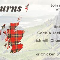 Robbie Burns Dinner and Dance