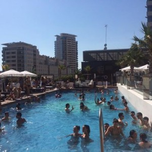 Unforgettable Pool Party Opening in Baku