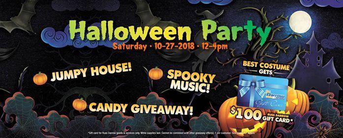 Itu0027s A Halloween Party!