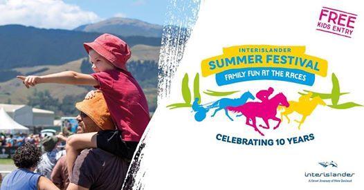 Interislander Summer Festival Gisborne Races