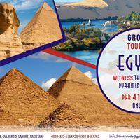 8 Days Tour to Egypt-Land of Pyramids