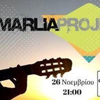Marlia Project live at  Art Bar