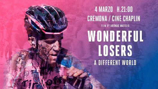 Wonderful Losers a Cremona