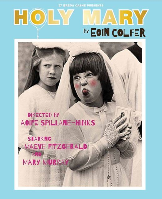Holy Mary by Eoin Colfer