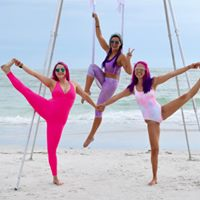 Aerial Yoga Goddess Retreat - Texas