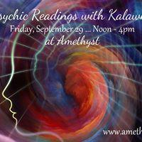 Psychic Readings with Kalawna