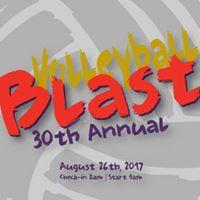 30th Annual Volleyball Blast