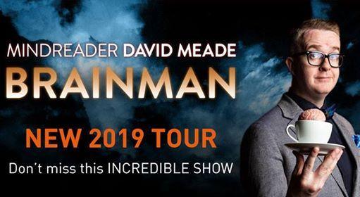 David Meade Mindreader Brainman