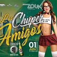 Los Chuper Amigs Alcoholimpiadas