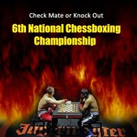 6th National Chessboxing Championship - 2017-18