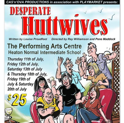 Desperate Huttwives