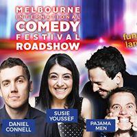 Melbourne International Comedy Festival Roadshow 2017