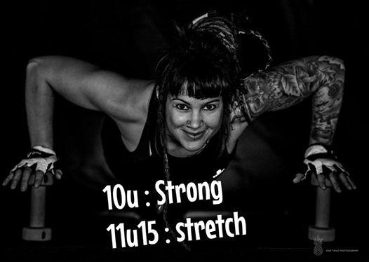 305  Strong  Stretch (Feestdag)