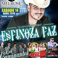 Espinoza Paz Los Caminantes Mi Banda El Mexicano